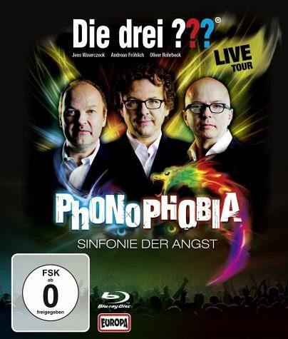 Blu-ray »Die drei ??? - Phonophobia: Sinfonie der Angst«