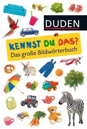 Gebundenes Buch »Kennst du das? Das große Bildwörterbuch«