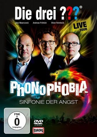 DVD »Phonophobia - Sinfonie der Angst«