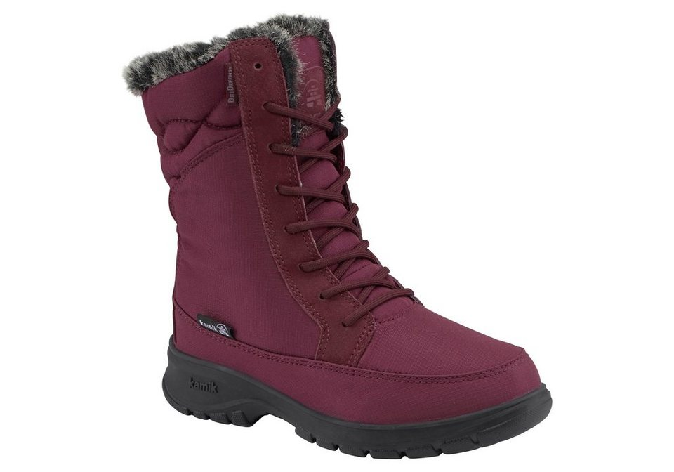 Kamik Brooks Outdoorschuh in Beere