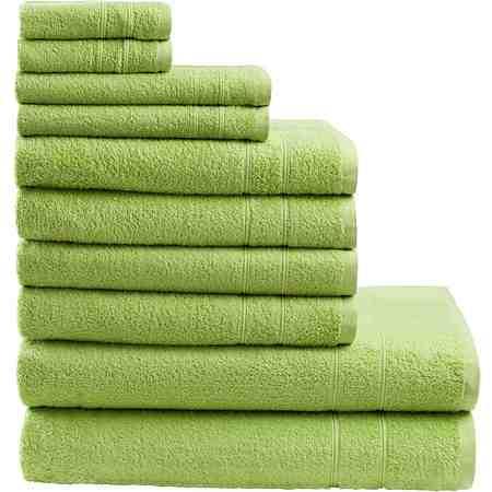 Handtuch Set, my home, »Inga«, mit feiner Bordüre