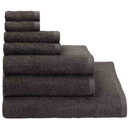 Handtücher sind für Ihr Wohlfühl-Bad unverzichtbar: lassen Sie sich von der Vielfalt der Farben, Muster und Materialien inspirieren und bringen Sie frischen Wind in Ihr Badezimmer.