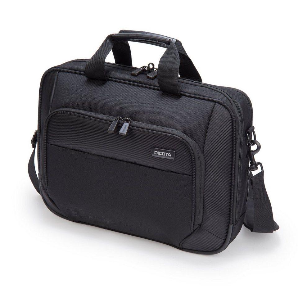 DICOTA Notebook Tasche »Top Traveller ECO 12-14.1 (D30826)« in schwarz