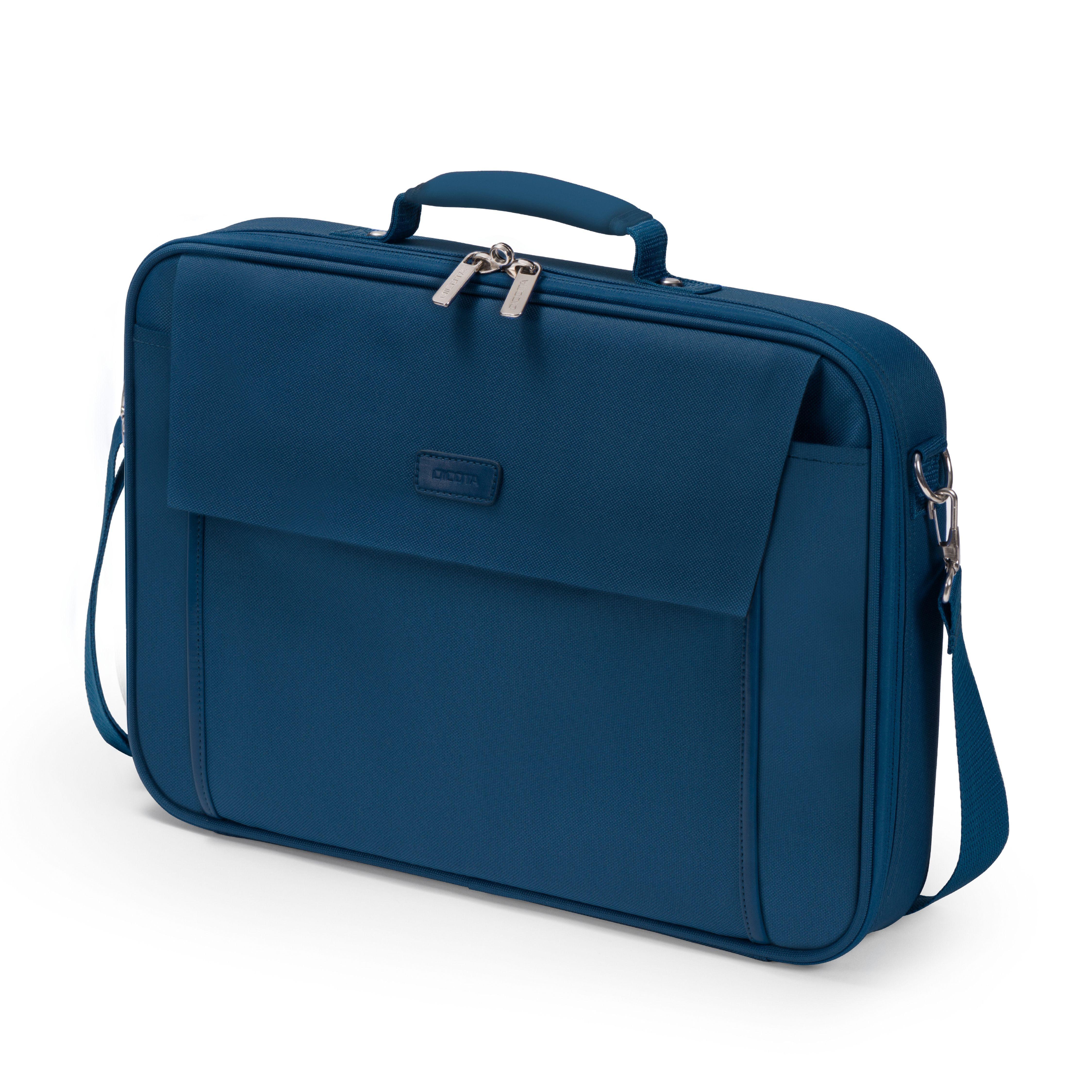 DICOTA Multi BASE 14-15.6 Blue (D30919) »Clamshell-Tasche«