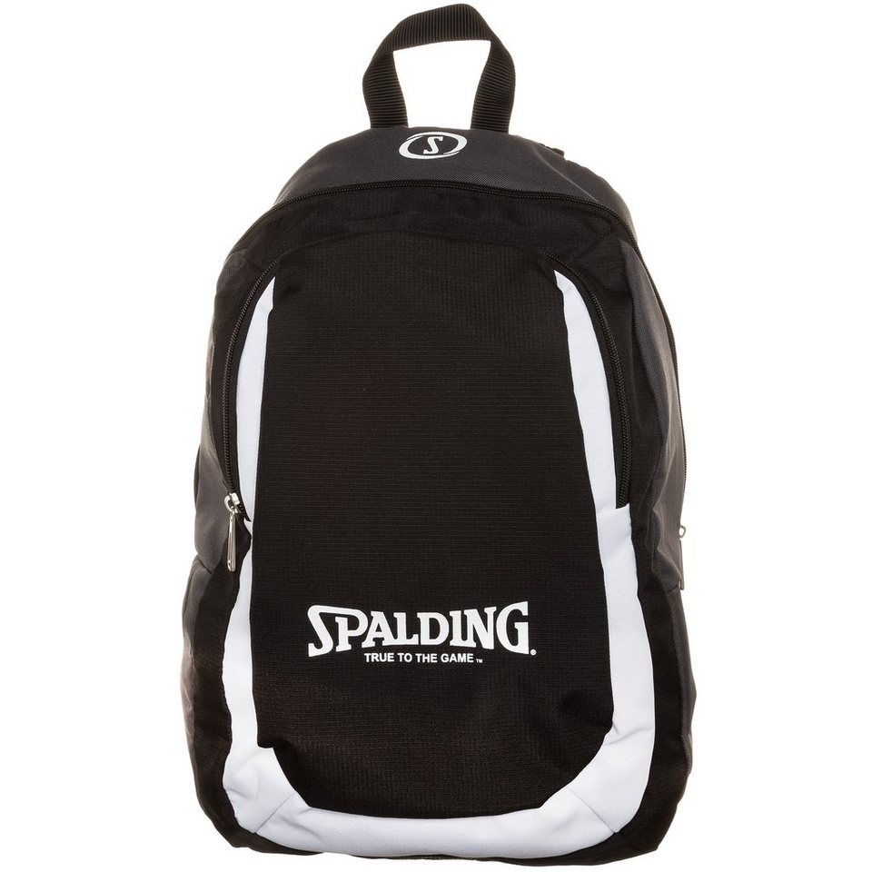 SPALDING Backpack Essential in anthrazit/schwarz