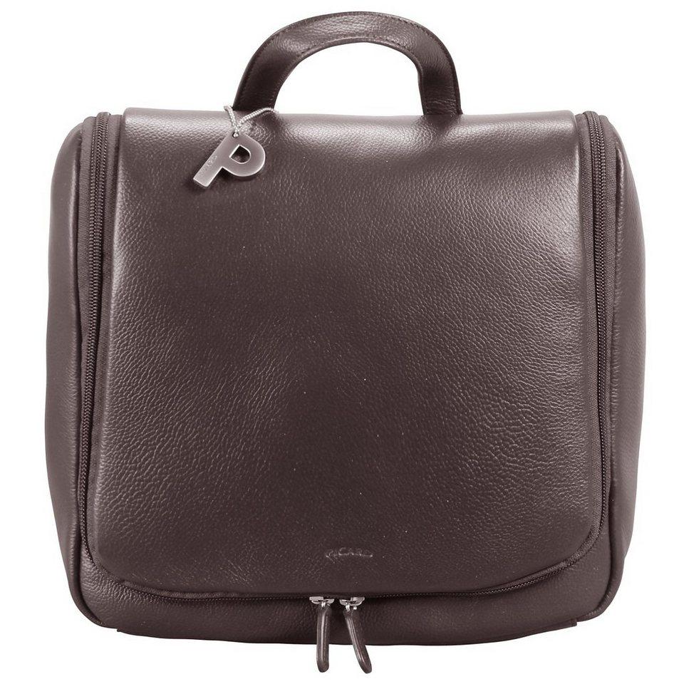 Picard Luis Shopper Tasche Leder 24 cm in cafe