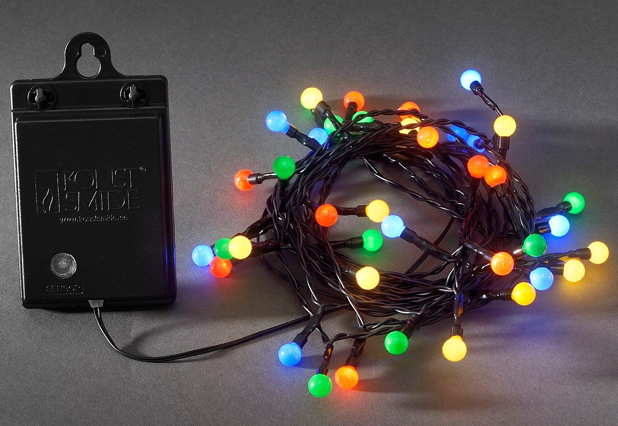 LED Lichterkette, »bunt«, Konstsmide