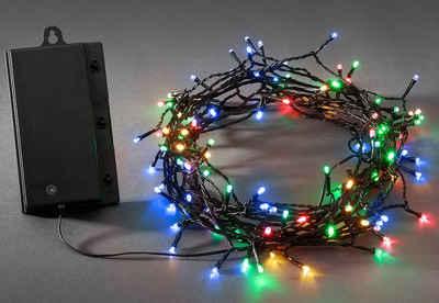 LED Lichterkette, »bunt«, Konstsmide Design Ideas