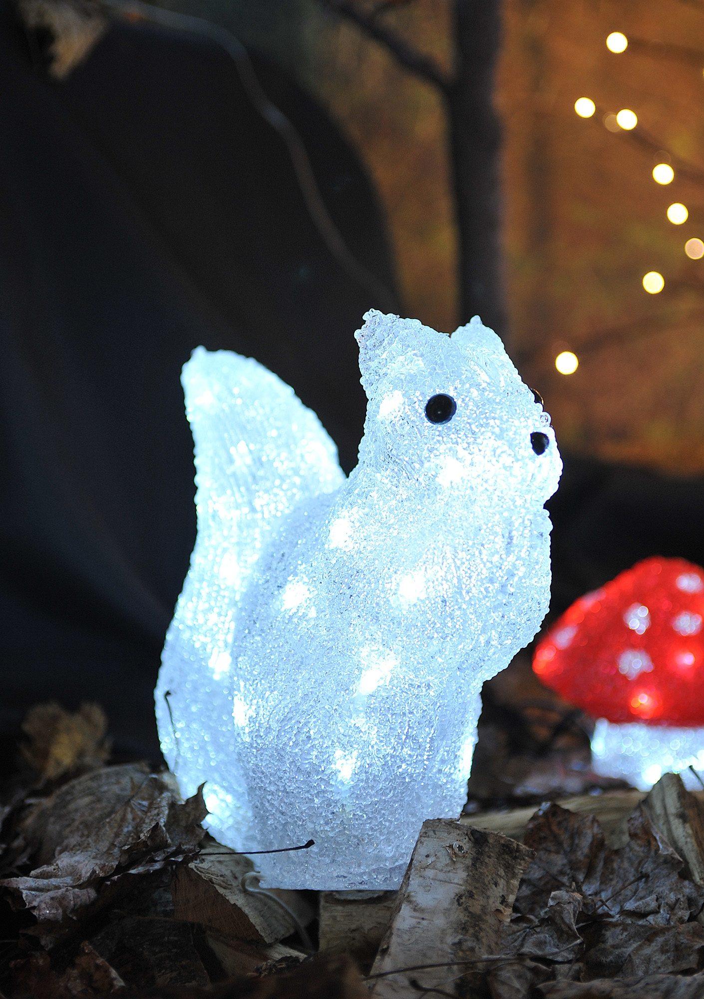 LED Acryl, »Eichhörnchen«, Konstsmide