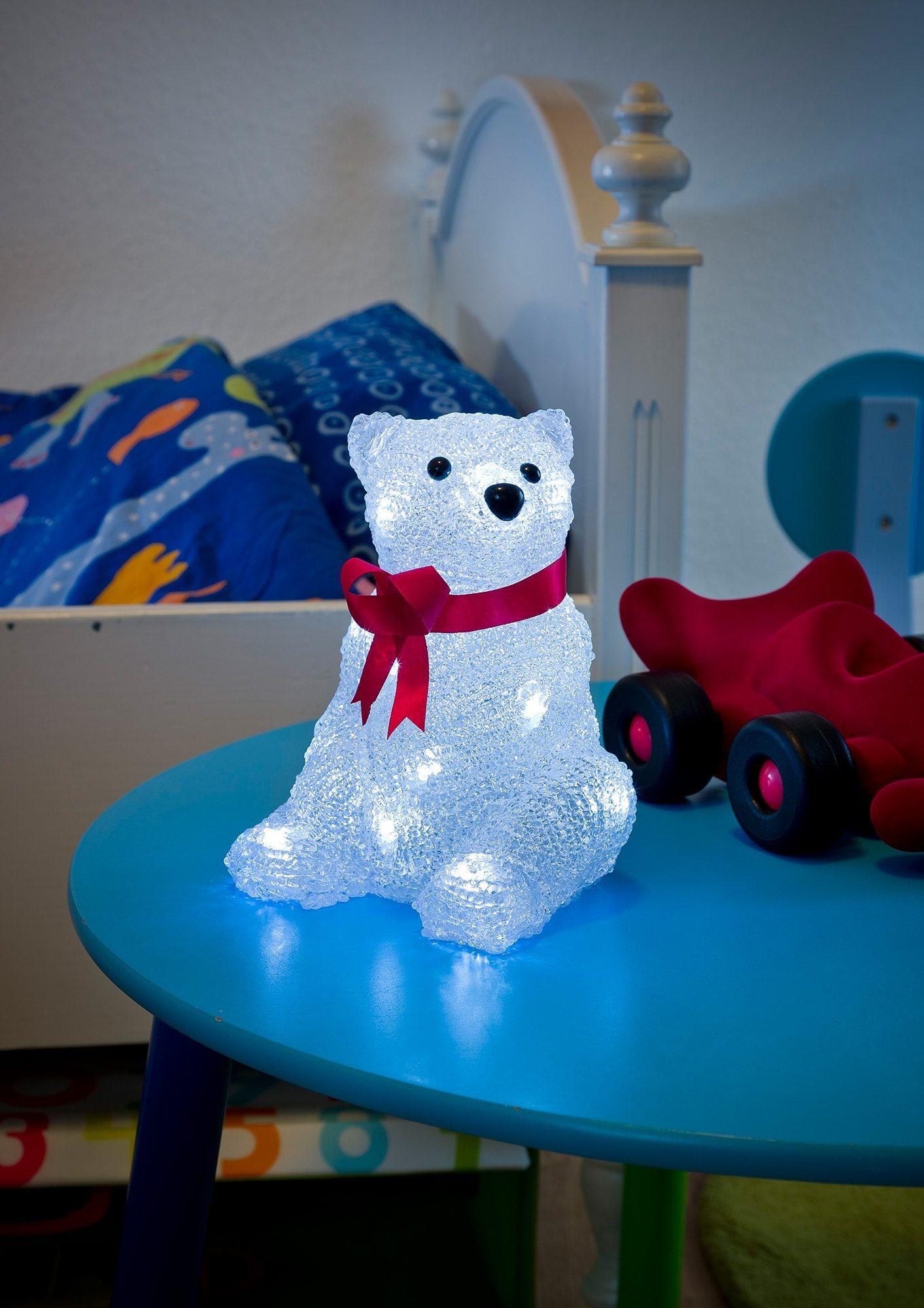 LED Acryl, »Eisbär«, Konstsmide