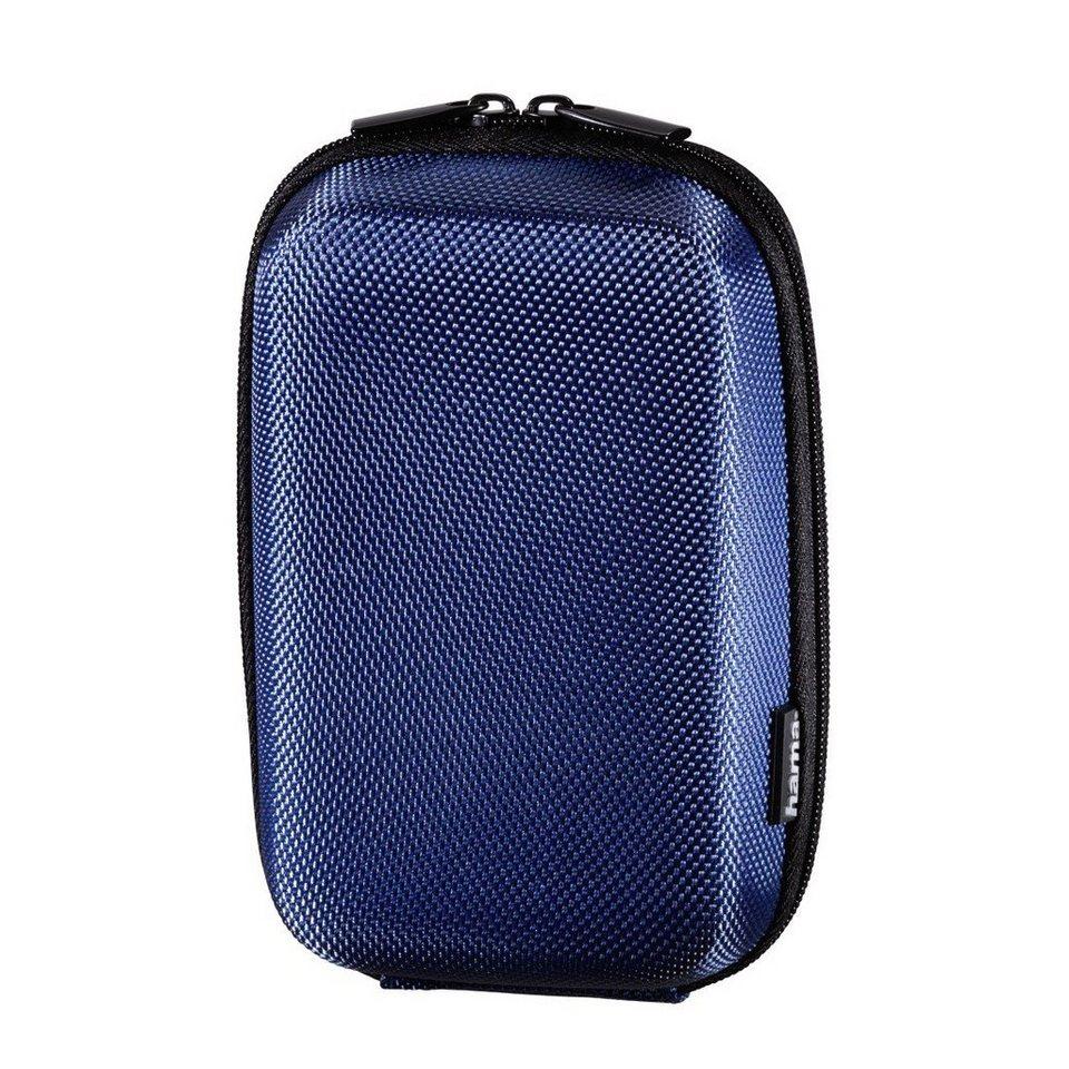 Hama Kameratasche Hardcase Tasche für Kamera und Digitalkamera »Innenmaße 7,5 x 4,5 x 12,5 cm« in Blau