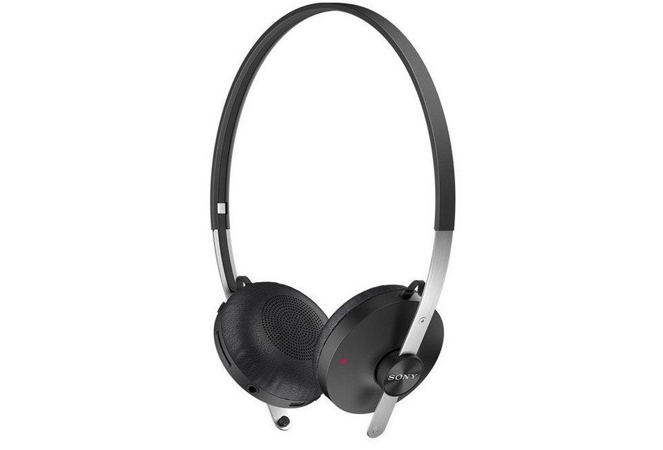 Sony Headset »Wireless Stereo-Headset SBH60 schwarz« in Schwarz