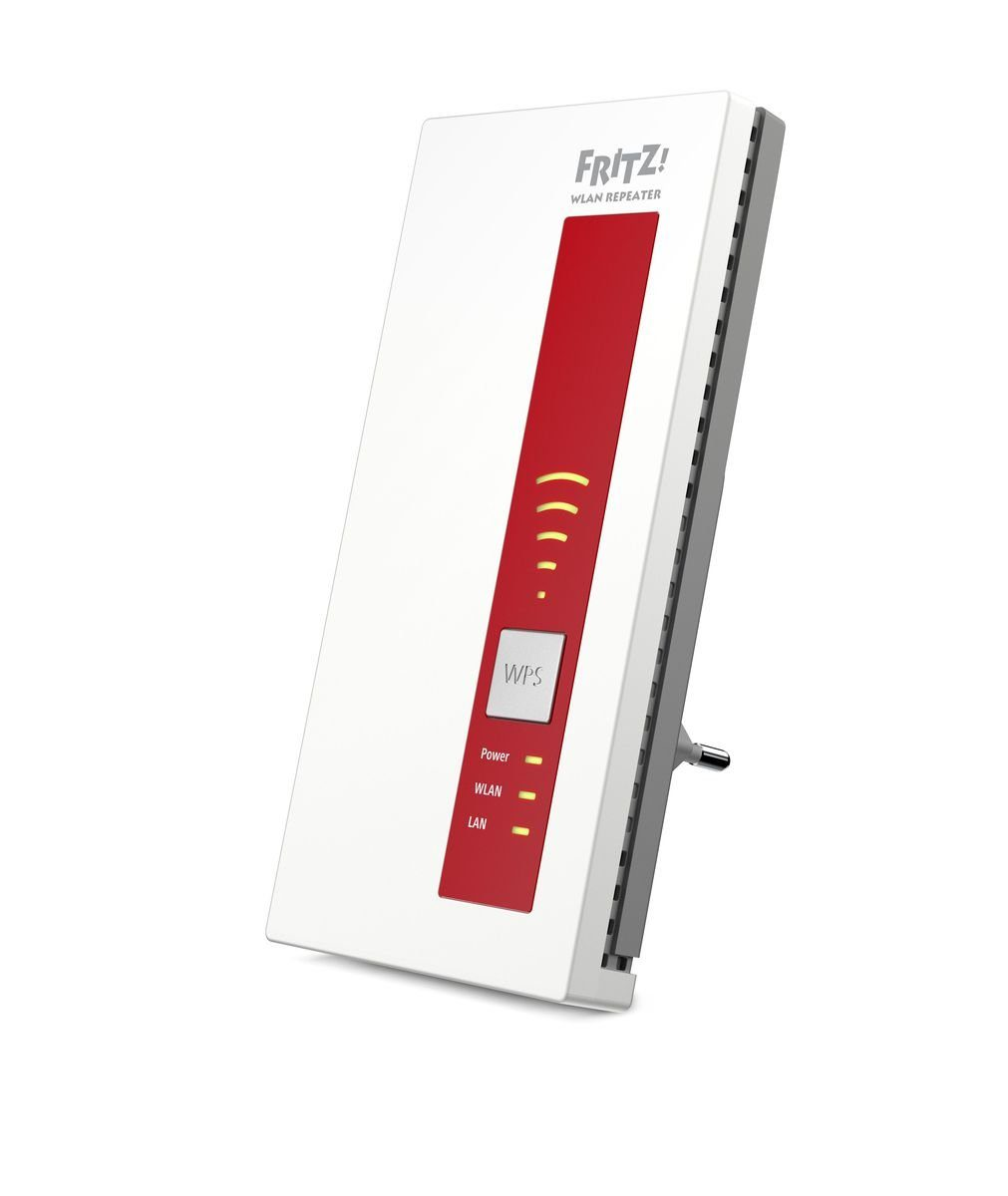 AVM WLAN-Repeater »FRITZ!WLAN Repeater 1750E«