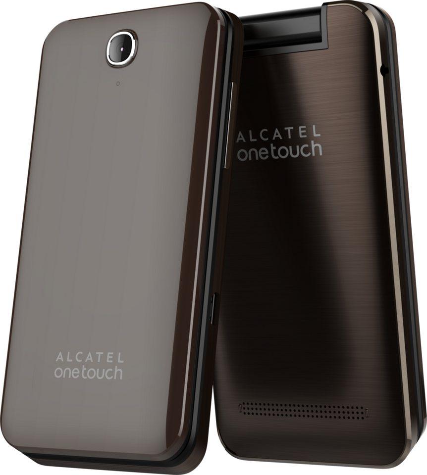 Alcatel Handy »20.12G (dark chocolate)« in Braun
