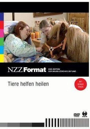 DVD »NZZ Format - Tiere helfen heilen«