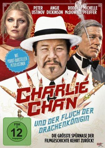 DVD »Charlie Chan und der Fluch der Drachenkönigin«
