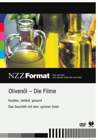 DVD »NZZ Format - Olivenöl: Die Filme«