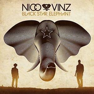Audio CD »Nico & Vinz: Black Star Elephant«