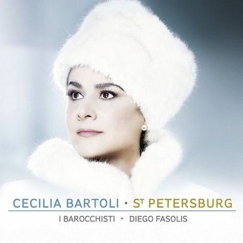 Audio CD »Cecilia Bartoli: St Petersburg (Ltd.Deluxe Edt.)«