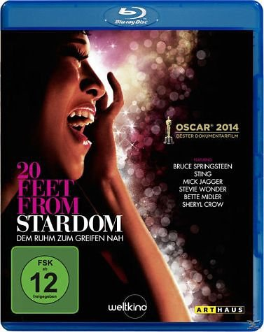 Blu-ray »20 Feet from Stardom (OmU)«
