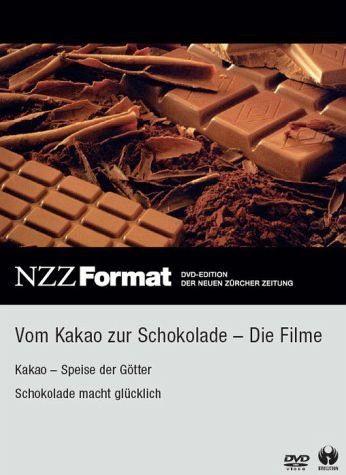 DVD »NZZ Format - Vom Kakao zur Schokolade: Die Filme«