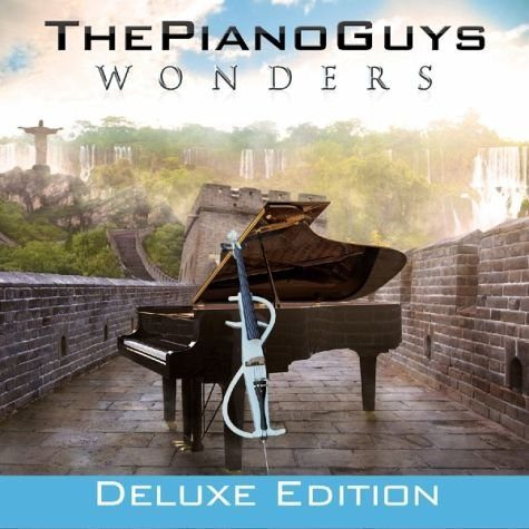 Audio CD »The Piano Guys: Wonders«