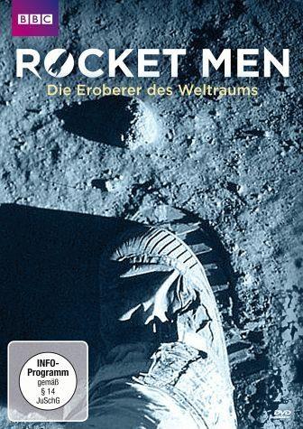 DVD »Rocket Men - Die Eroberer des Weltraums«