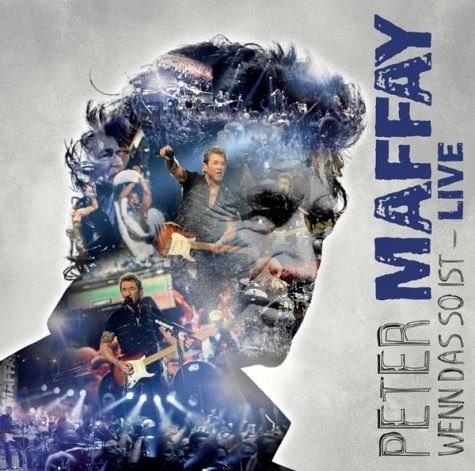 Audio CD »Peter Maffay: Wenn das so ist - LIVE, 2 CDs«