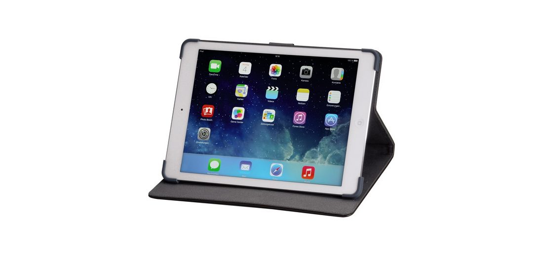 Hama Portfolio Noble für Apple iPad Air 2, Braun