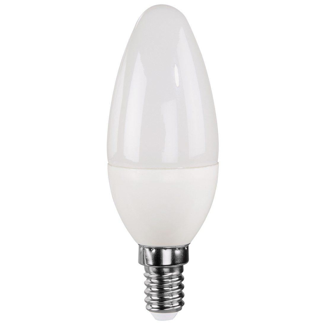Xavax LED-Lampe, 4,5W, Kerzenform, E14, Warmweiß