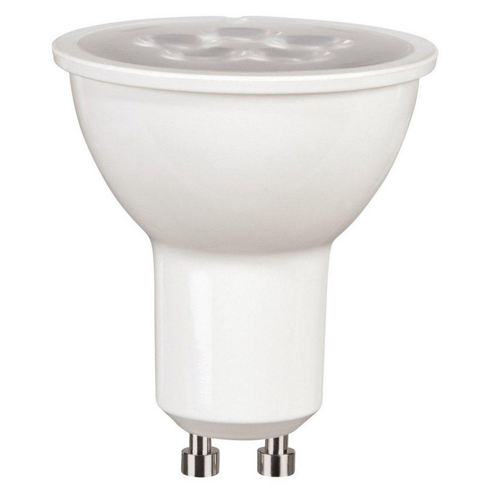 Xavax LED-Reflektorlampe, 6,3W, GU10, PAR16, dimmbar, Warmweiß in Weiss