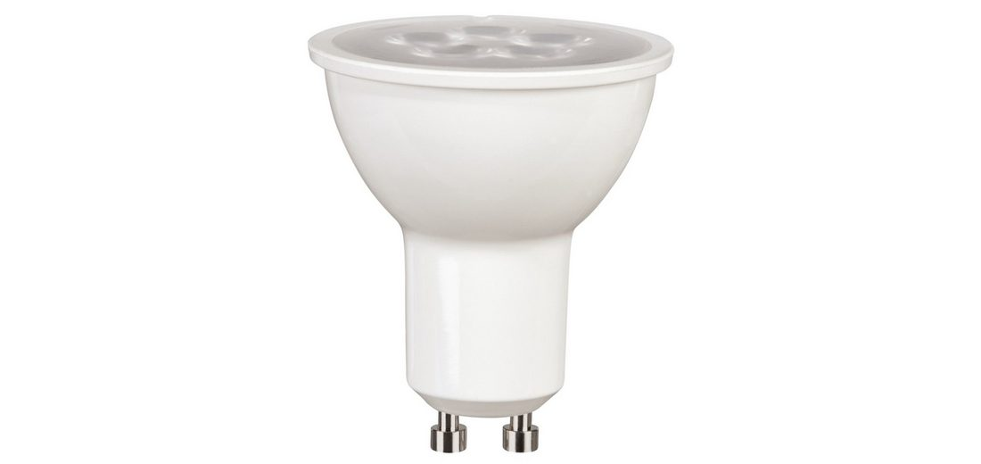 Xavax LED-Reflektorlampe, 6,3W, GU10, PAR16, dimmbar, Warmweiß