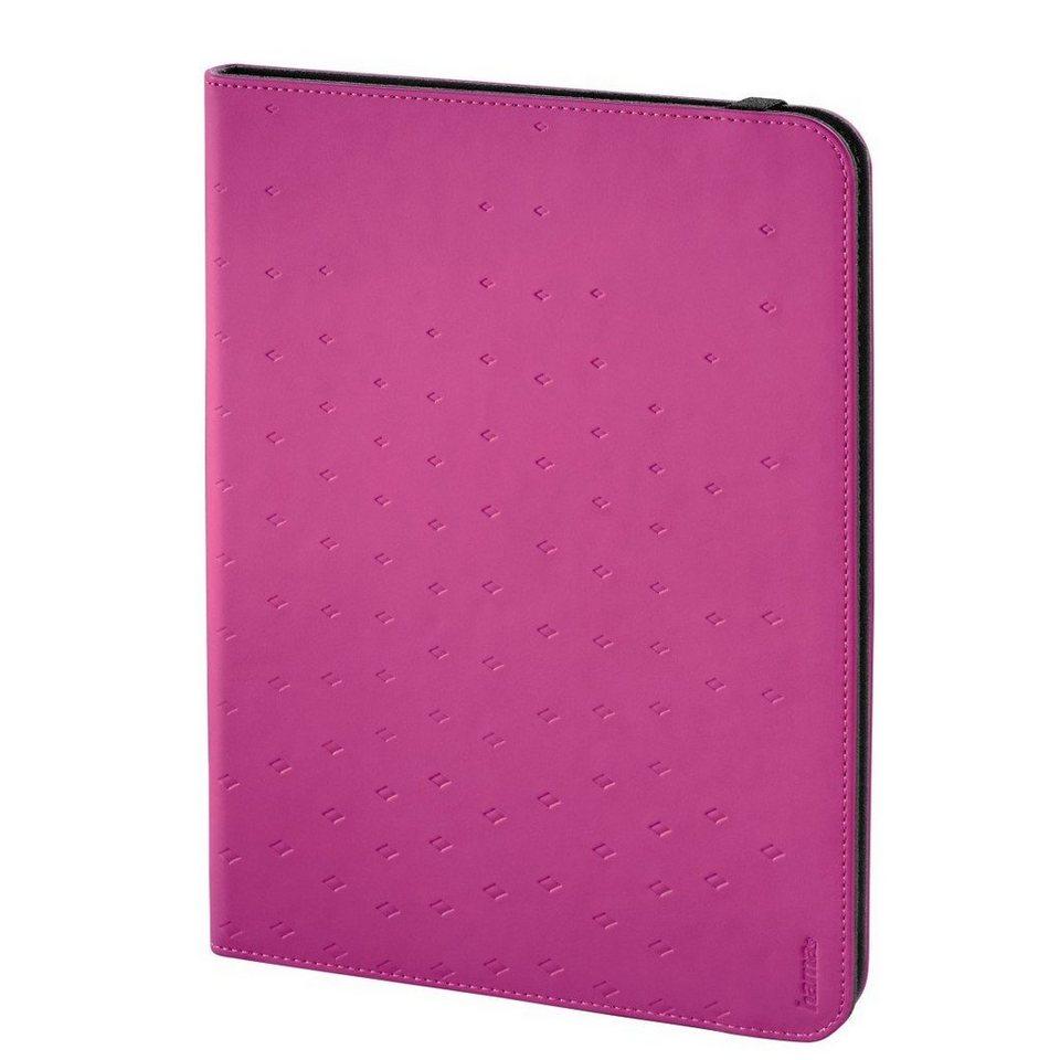 Hama Portfolio Fader für Apple iPad Air 2, Flieder in Pink