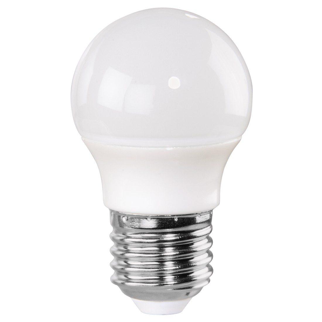 Xavax LED-Lampe, 5W, Tropfenform, E27, Warmweiß