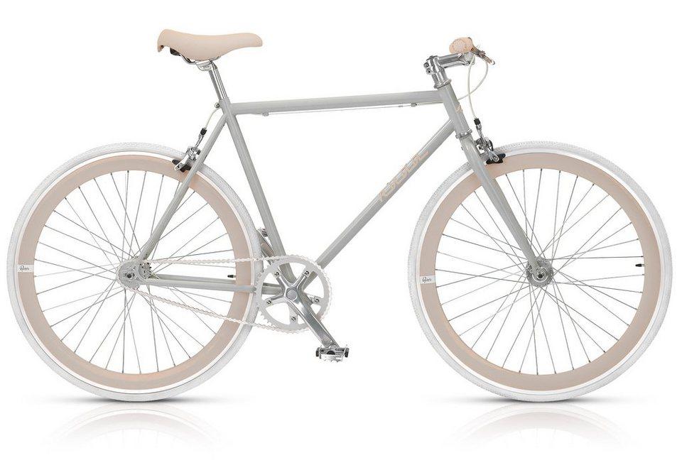 fixie singlespeed fahrrad 28 zoll 1 gang gear nuda. Black Bedroom Furniture Sets. Home Design Ideas