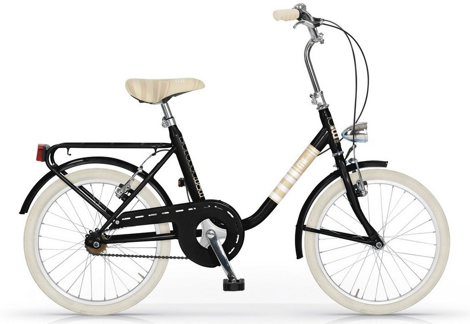 mini bike fahrrad 20 zoll 1 gang modell 567 mbm. Black Bedroom Furniture Sets. Home Design Ideas