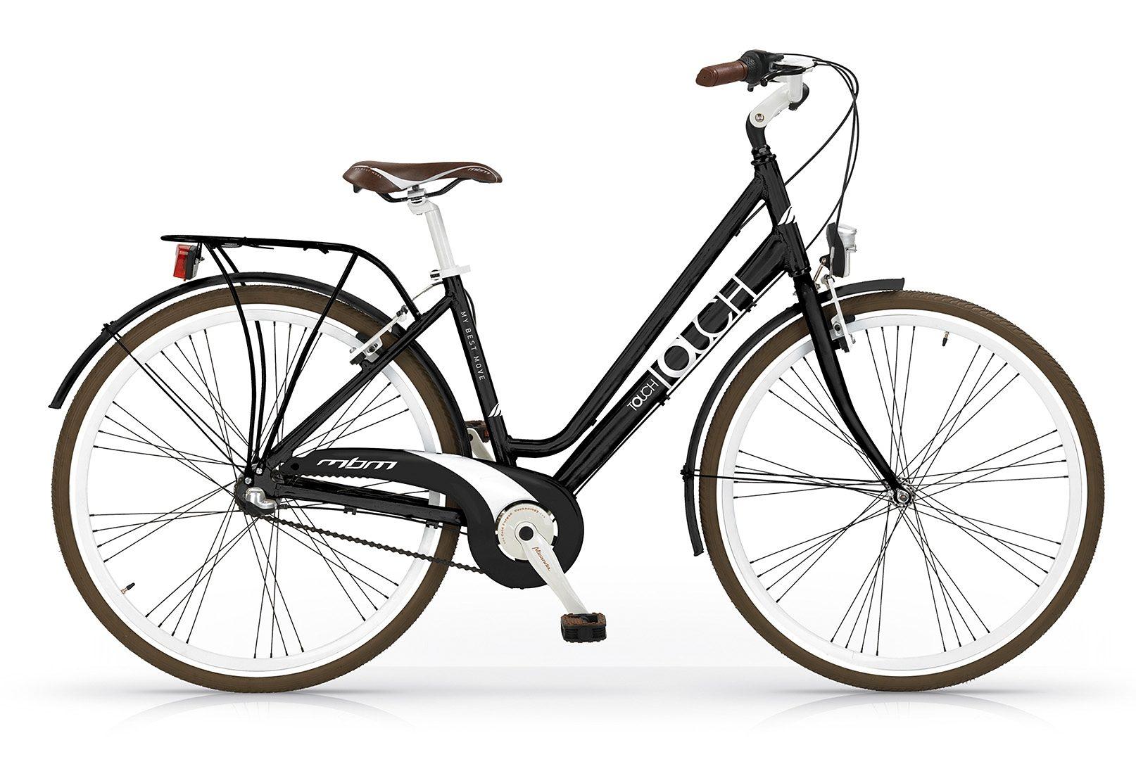 Citybike Damen, 28 Zoll, 3-Gang Nexus Freilauf, »Touch 880«, MBM