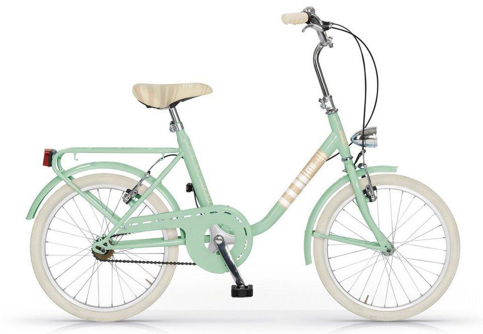 Mini-Bike Fahrrad, 20 Zoll, 1-Gang, »Modell 567«, MBM in mint