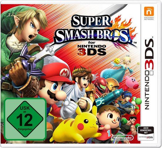Super Smash Bros. Nintendo 3DS