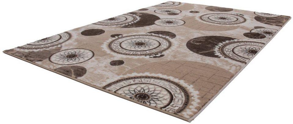 Teppich, Lalee, »Empera 732« in Sand