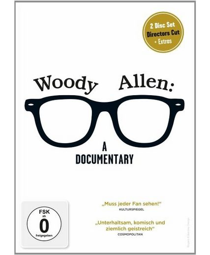 DVD »Woody Allen: A Documentary (Director's Cut, 2...«