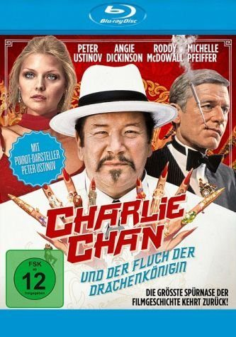 Blu-ray »Charlie Chan und der Fluch der Drachenkönigin«