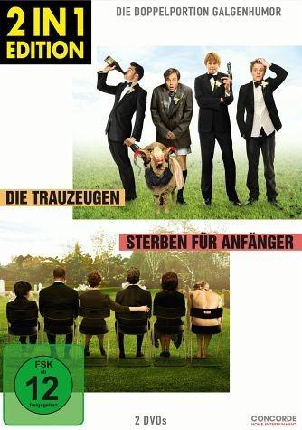 DVD »Die Trauzeugen / Sterben für Anfänger (2 in 1...«