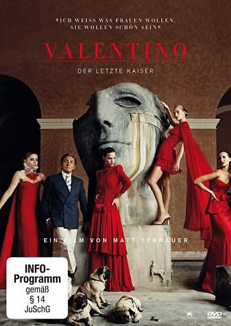 DVD »Valentino: Der letzte Kaiser (OmU)«