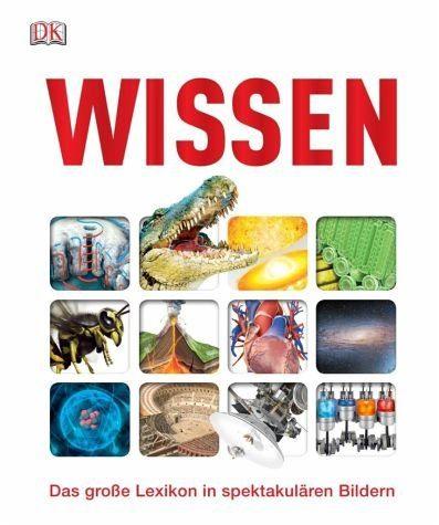 Gebundenes Buch »Wissen«
