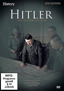 DVD »Hitler - Wie er wirklich war«