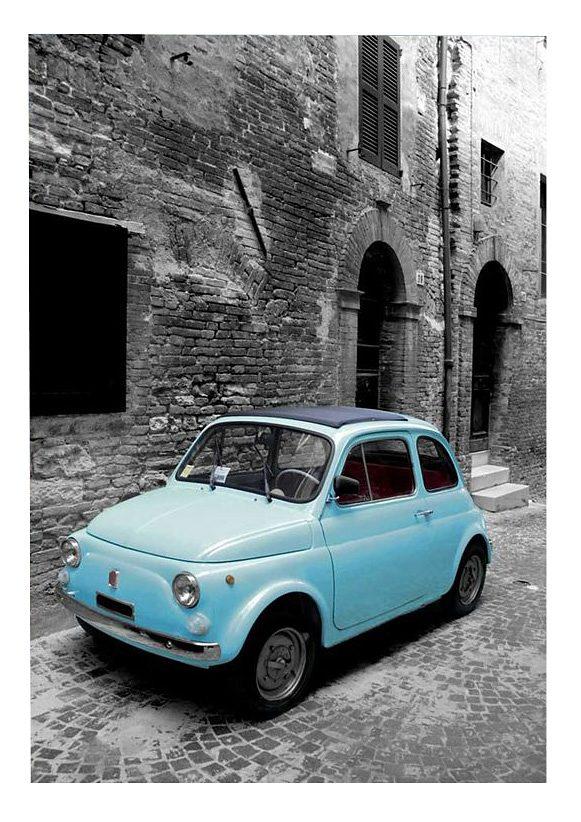 Wandbild, »Vintage 500«, Premium Picture