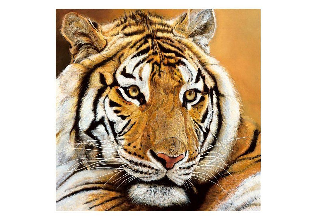 Wandbild, »Portrait d'Aiba«, Premium Picture