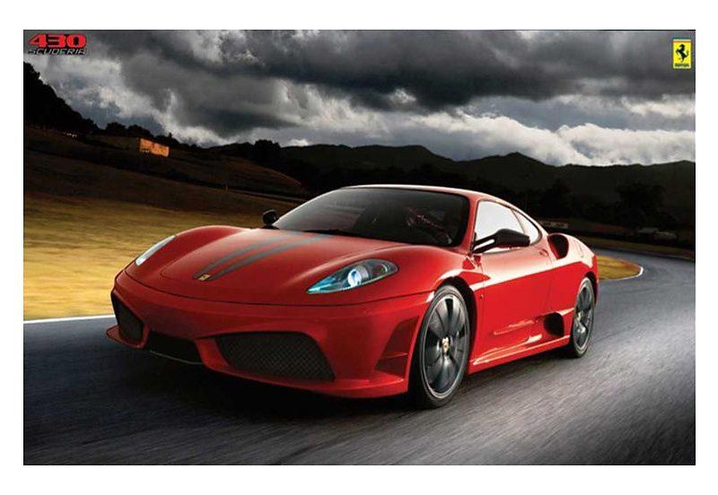Wandbild, »430 Scuderia«, Premium Picture