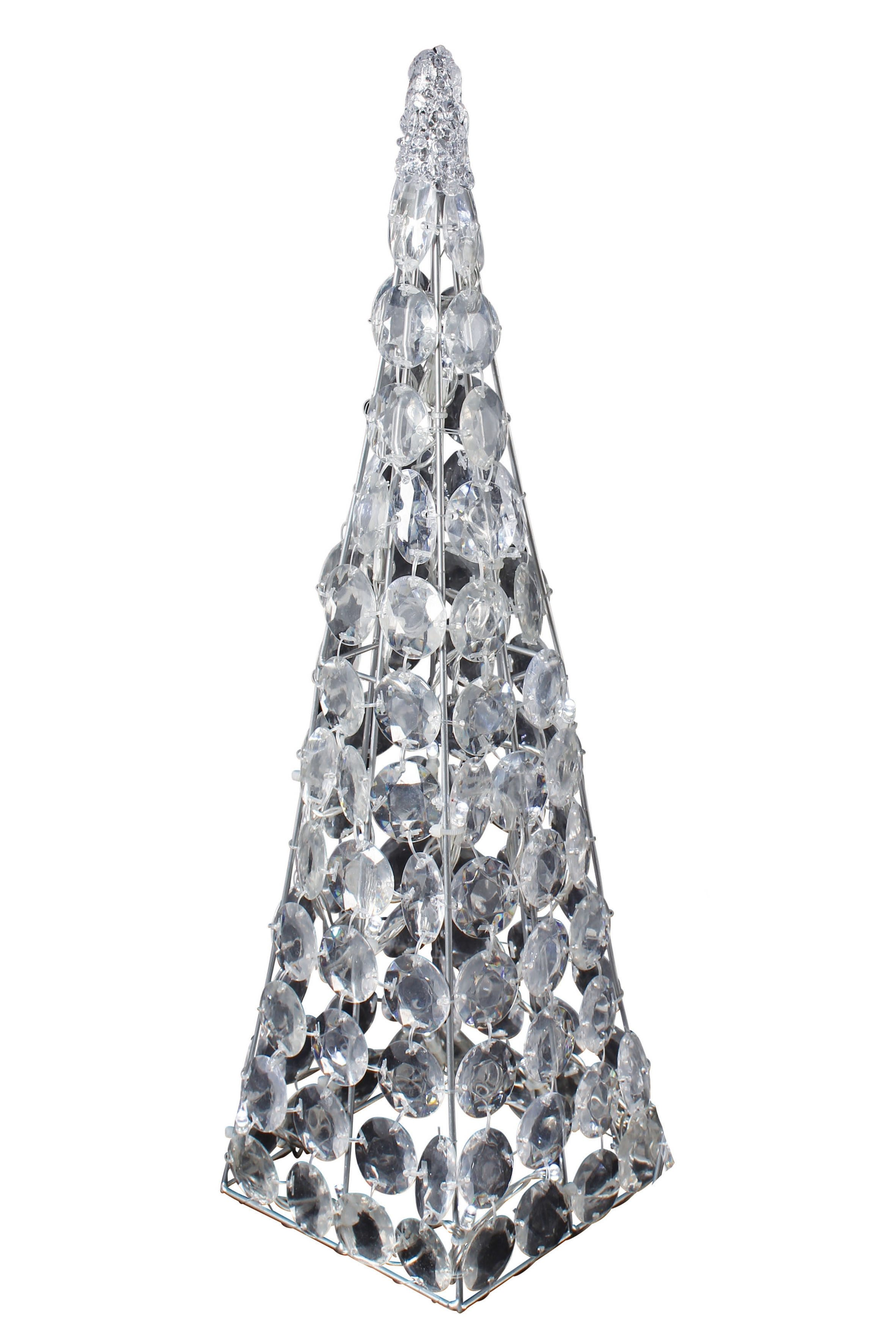 LED-Acryl-Pyramide, Näve